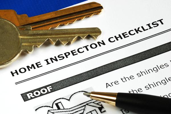 Home Inspection Checklist Broken Arrow